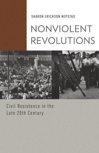 Nonviolent Revolutions Civil Resistance in the Late 20th Century  2011 edition cover