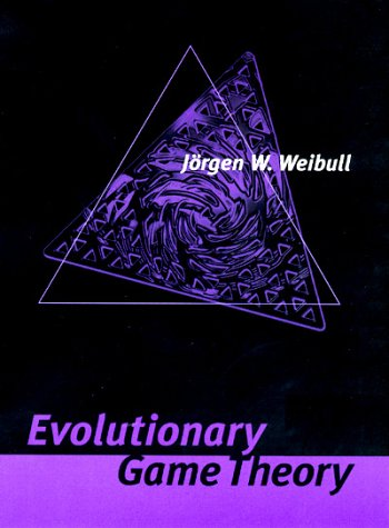 Evolutionary Game Theory   1997 (Reprint) edition cover
