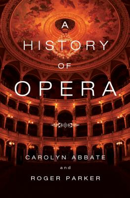 History of Opera   2012 edition cover