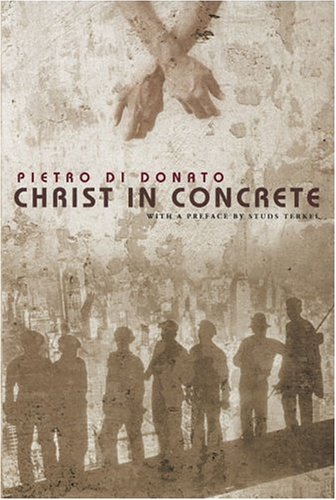 Christ in Concrete  N/A 9780451214218 Front Cover