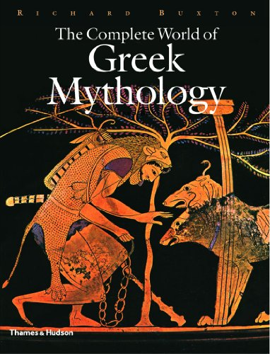 Complete World of Greek Mythology   2004 edition cover