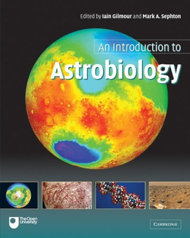 Introduction to Astrobiology   2004 edition cover