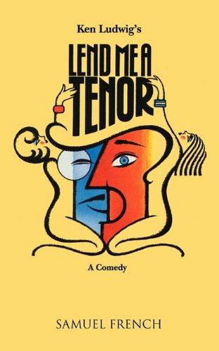 Lend Me a Tenor A Comedy  1989 edition cover