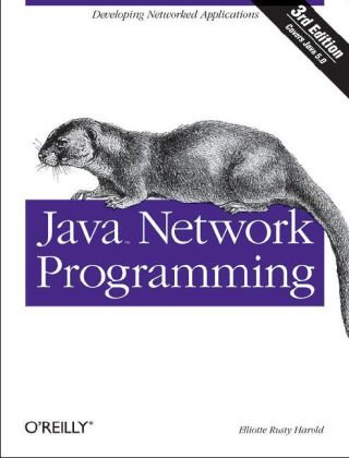 Java Network Programming  3rd 2004 edition cover