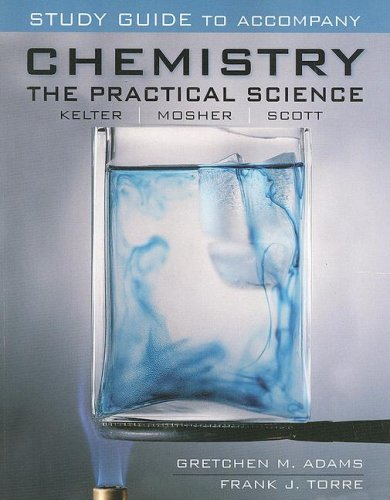Chemistry The Practical Science  2008 (Guide (Pupil's)) 9780618736218 Front Cover