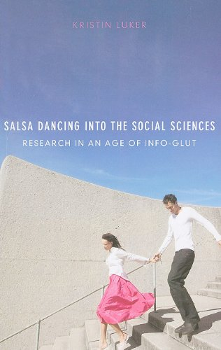 Salsa Dancing into the Social Sciences Research in an Age of Info-Glut  2008 edition cover