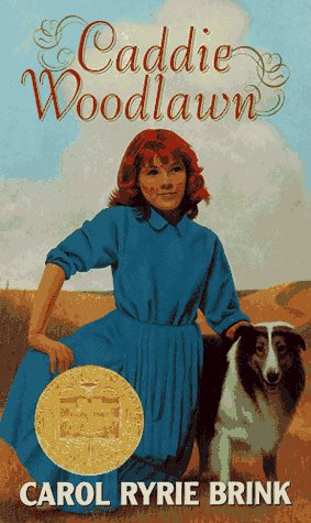 Caddie Woodlawn  2nd 1997 edition cover