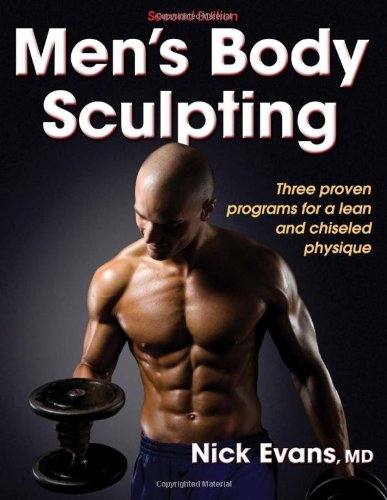 Men's Body Sculpting  2nd 2010 (Revised) edition cover