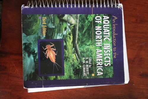 Introduction to the Aquatic Insects of North America  4th (Revised) edition cover