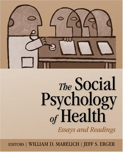 Social Psychology of Health Essays and Readings  2004 edition cover