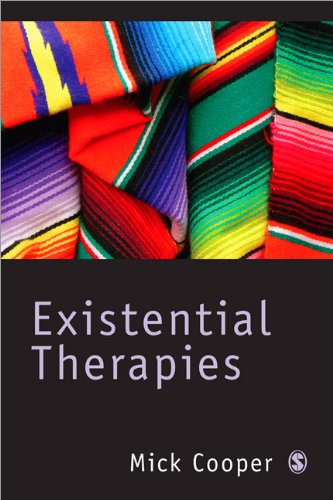 Existential Therapies   2003 9780761973218 Front Cover