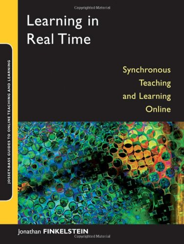 Learning in Real Time Synchronous Teaching and Learning Online  2006 edition cover