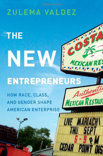 New Entrepreneurs How Race, Class, and Gender Shape American Enterprise  2011 9780804773218 Front Cover
