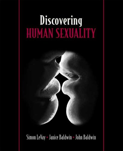 Discovering Human Sexuality  2008 edition cover