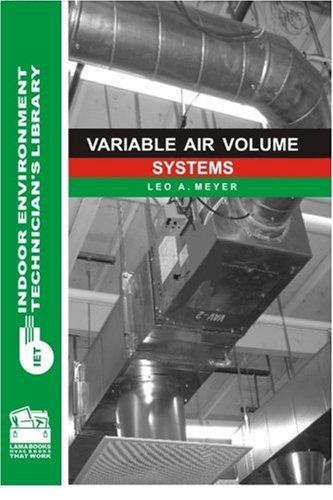 Variable Air Volume N/A edition cover