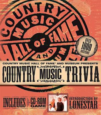 Country Music Trivia   2003 9781401601218 Front Cover