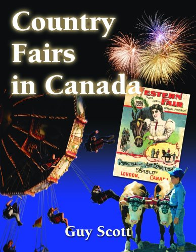 Country Fairs in Canada   2003 9781550411218 Front Cover