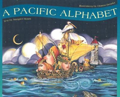 Pacific Alphabet  N/A 9781552855218 Front Cover