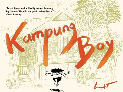 Kampung Boy   2006 (Revised) edition cover