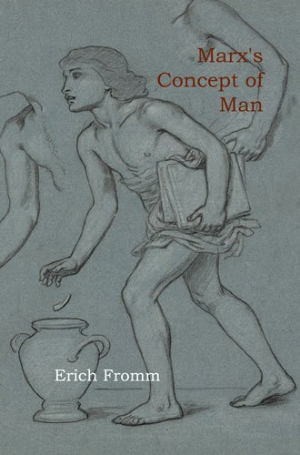 Marx's Concept of Man   2011 edition cover