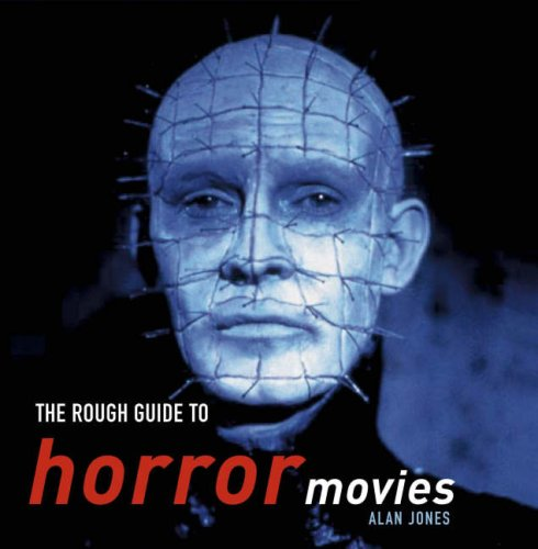 Rough Guide Horror Movies   2005 edition cover