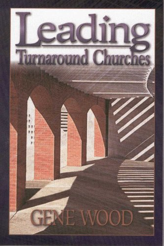 Leading Turnaround Churches N/A edition cover