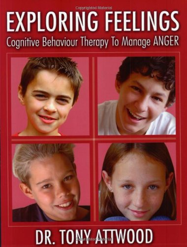 Exploring Feelings (Anger)   2004 9781932565218 Front Cover