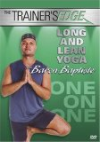 The Trainer's Edge: Long and Lean Yoga System.Collections.Generic.List`1[System.String] artwork