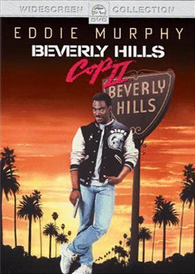Beverly Hills Cop II System.Collections.Generic.List`1[System.String] artwork