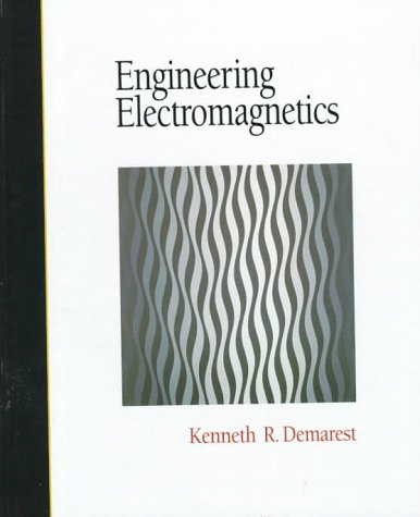 Engineering Electromagnetics   1998 edition cover