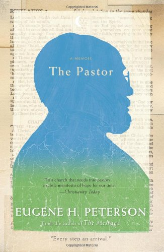 Pastor A Memoir N/A edition cover