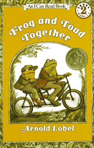 Frog and Toad Together   1972 9780064440219 Front Cover