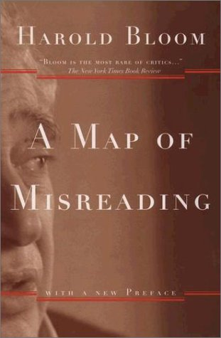 Map of Misreading  2nd 2003 (Revised) edition cover
