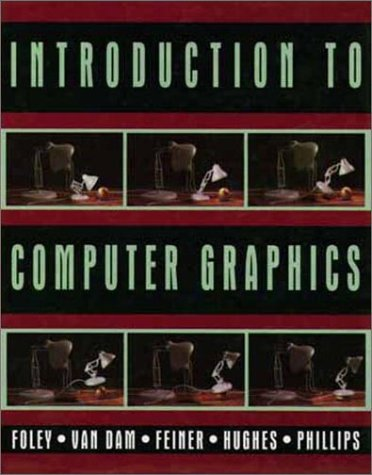 Introduction to Computer Graphics   1994 (Revised) 9780201609219 Front Cover