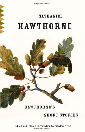 Hawthorne's Short Stories   2011 edition cover
