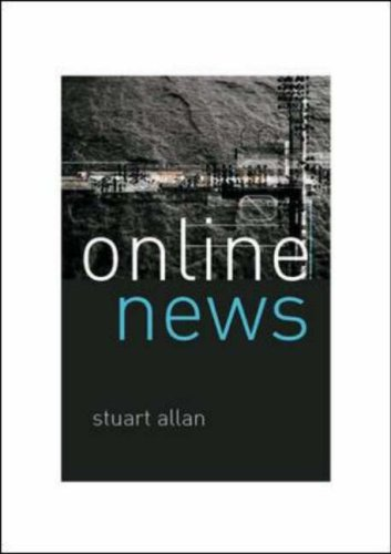 Online News Journalism and the Internet  2006 9780335221219 Front Cover