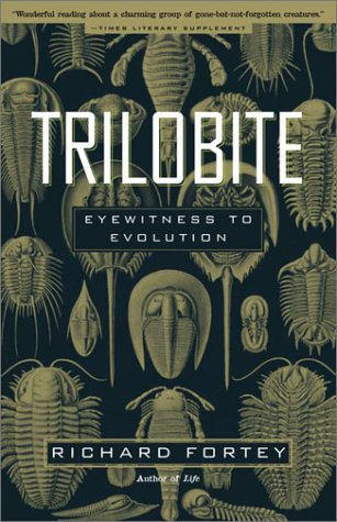 Trilobite Eyewitness to Evolution N/A edition cover
