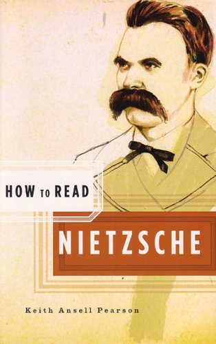 How to Read Nietzsche   2005 9780393328219 Front Cover