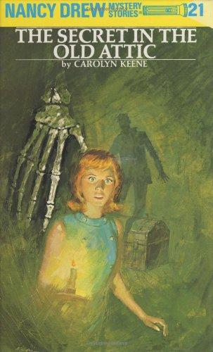 Secret in the Old Attic   1970 (Revised) edition cover