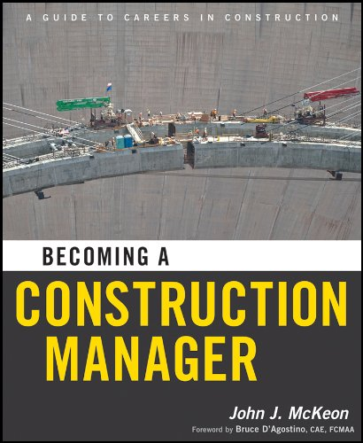 Becoming a Construction Manager   2012 edition cover