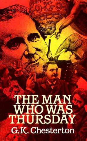 Man Who Was Thursday  Reprint edition cover