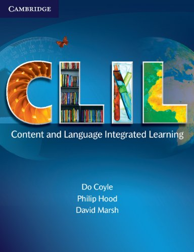 CLIL Content and Language Integrated Learning  2010 9780521130219 Front Cover