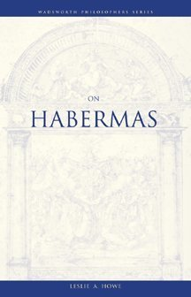 On Habermas   2000 9780534576219 Front Cover
