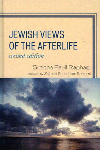 Jewish Views of the Afterlife  2nd 2009 edition cover