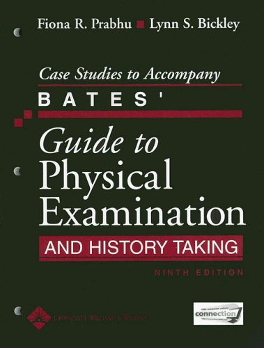 Guide to Physical Examination and History Taking  9th 2007 (Revised) edition cover