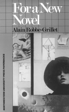 For a New Novel Essays on Fiction  1989 edition cover