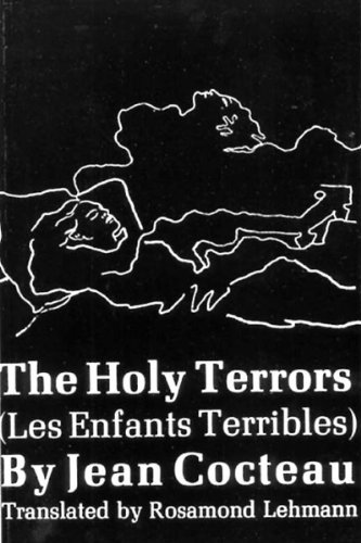 Holy Terrors - (Les Enfants Terribles)   1957 edition cover