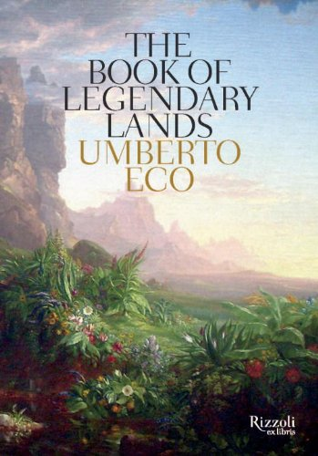 Book of Legendary Lands   2013 edition cover