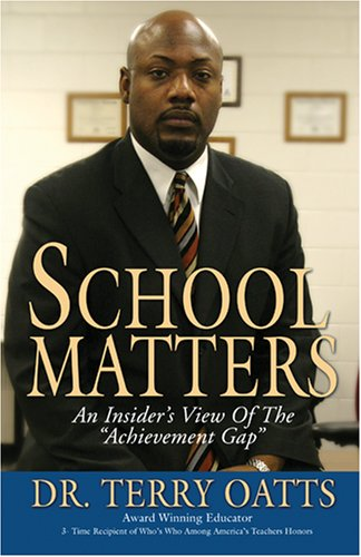 SCHOOL MATTERS 1st 9780976749219 Front Cover