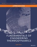 Fundamentals of Engineering Thermodynamics  8th 2015 edition cover